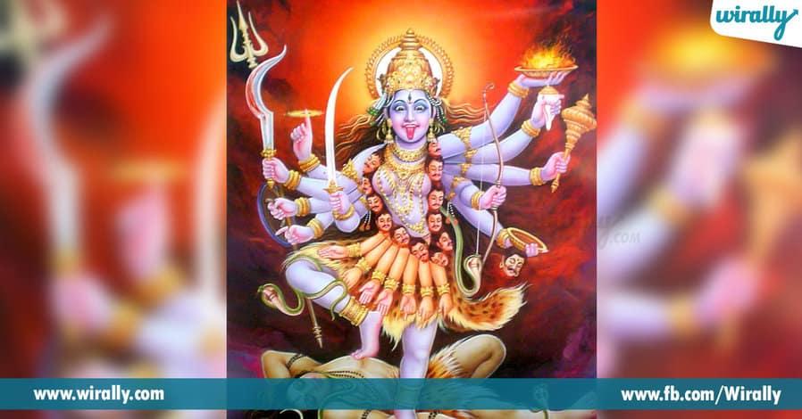 3 Interesting things about Draupadi