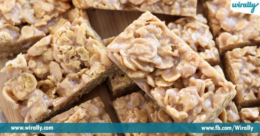 3 Peanut Butter foods