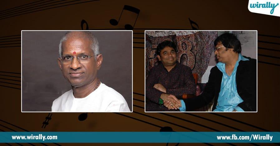 3 music directors