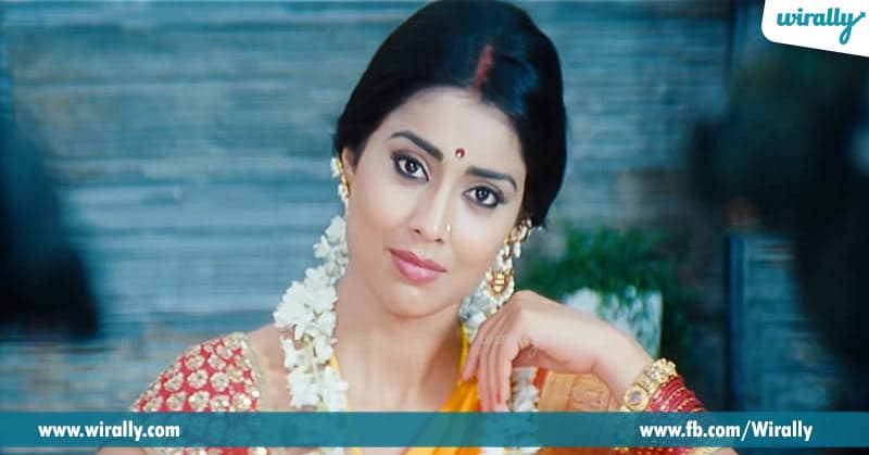 3. Shriya Saran from Pavitra