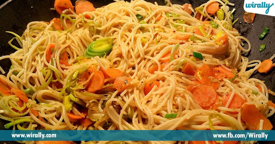 4 Chinese Dishes that are seen only in India