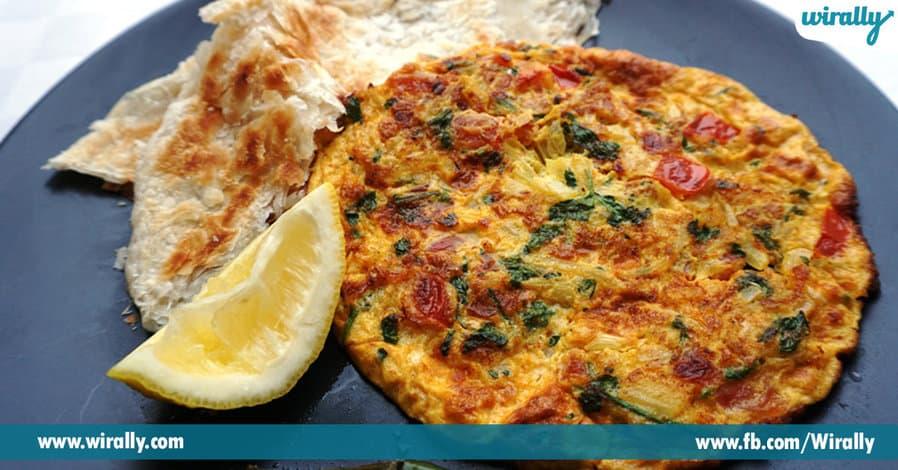 4 Easy Omelettes