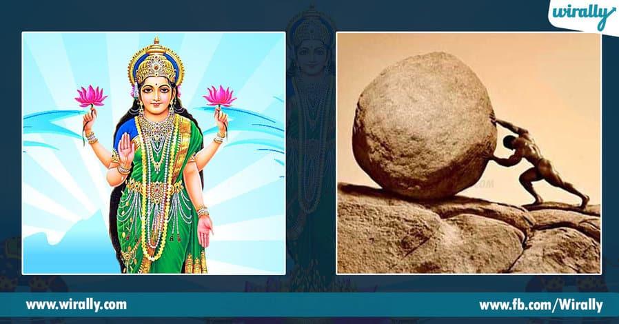 4 Goddess Lakshmi teaches us 4 very important lessons