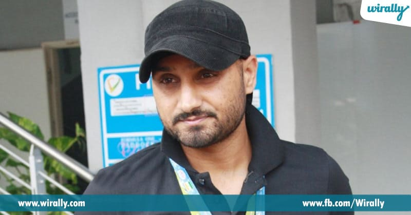 4 Harbhajan Singh