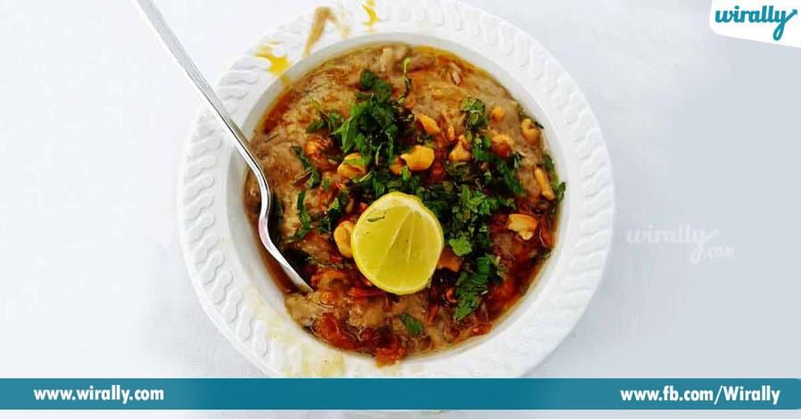 4 Hyderabad Food