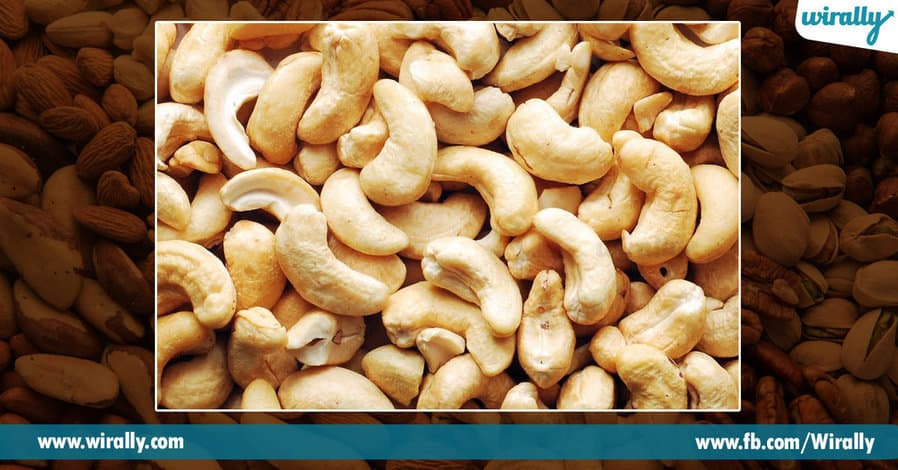 4 Power of Dry fruits