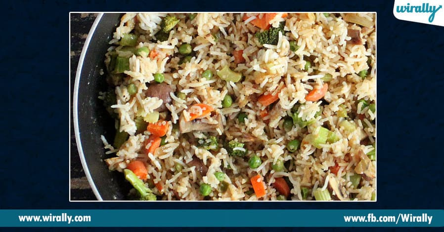 4 Types of dishes you can make with Rice