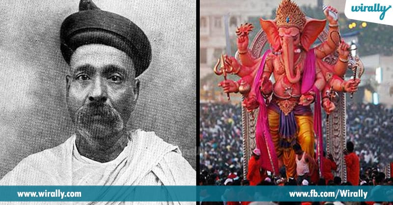 4. 1893 Lokamanya Bal Gangadhar Tilak