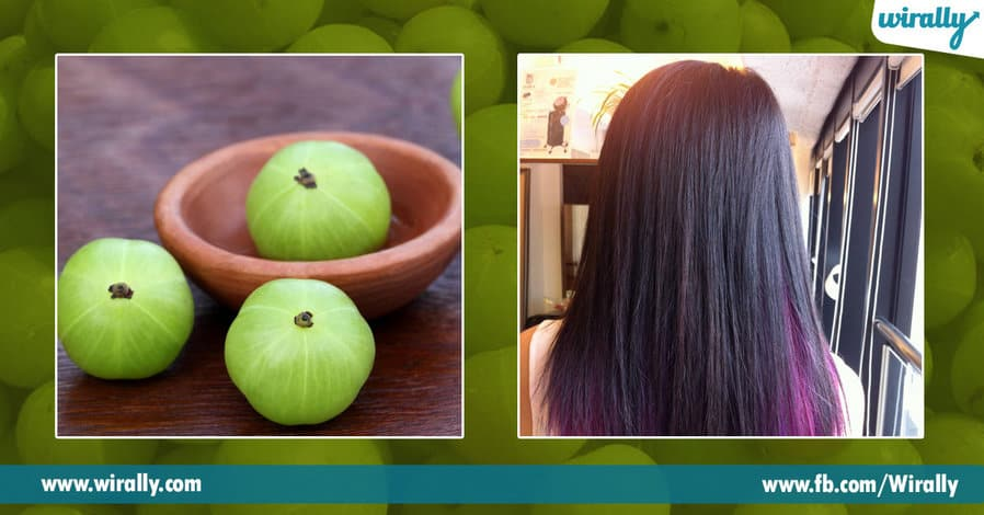 5 Benefits of Amla for our hair