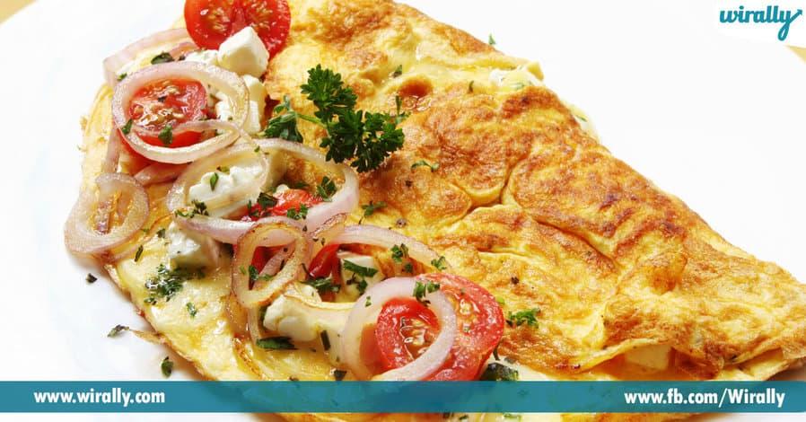 5 Easy Omelettes
