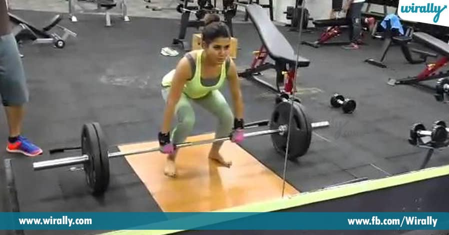 5 Gym lo cheyakudani panulu