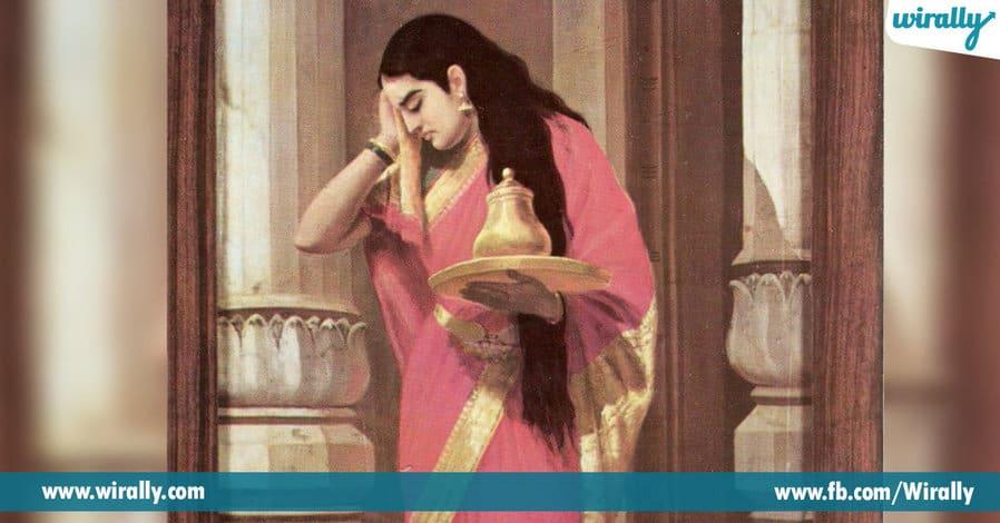 5 Interesting things about Draupadi