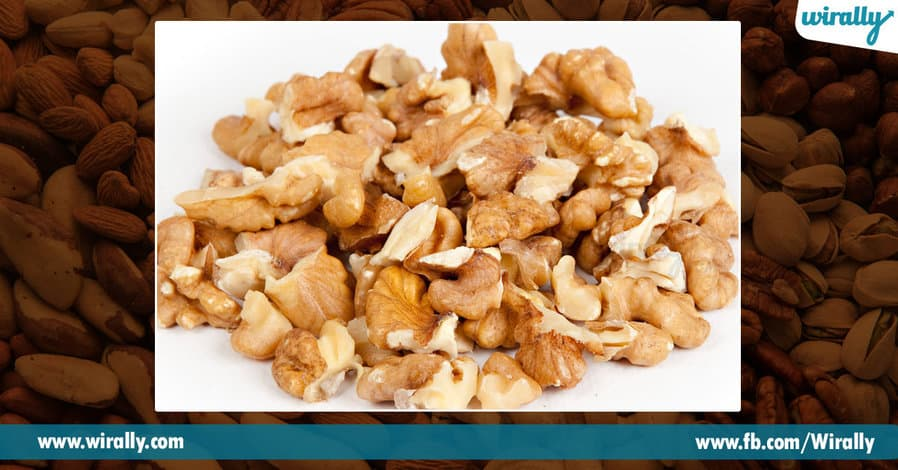 5 Power of Dry fruits