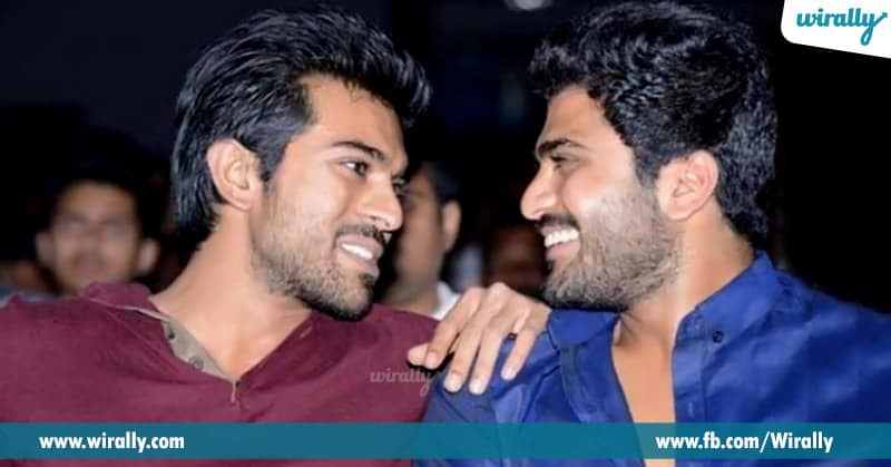 5 Sharwanad and Ram Charan