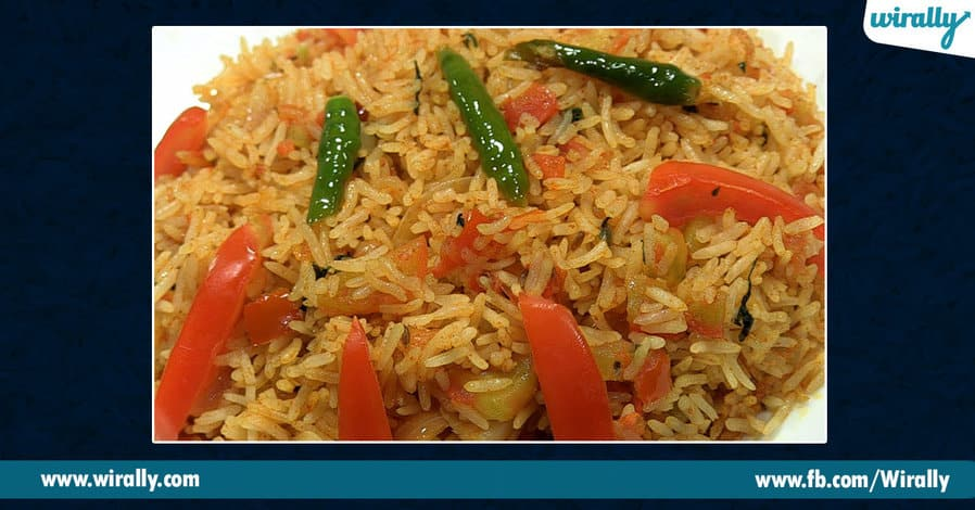 5 Types of dishes you can make with Rice