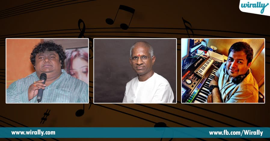 5 music directors