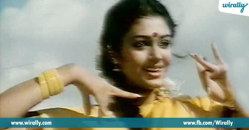 5. Sobhana from Rudraveena