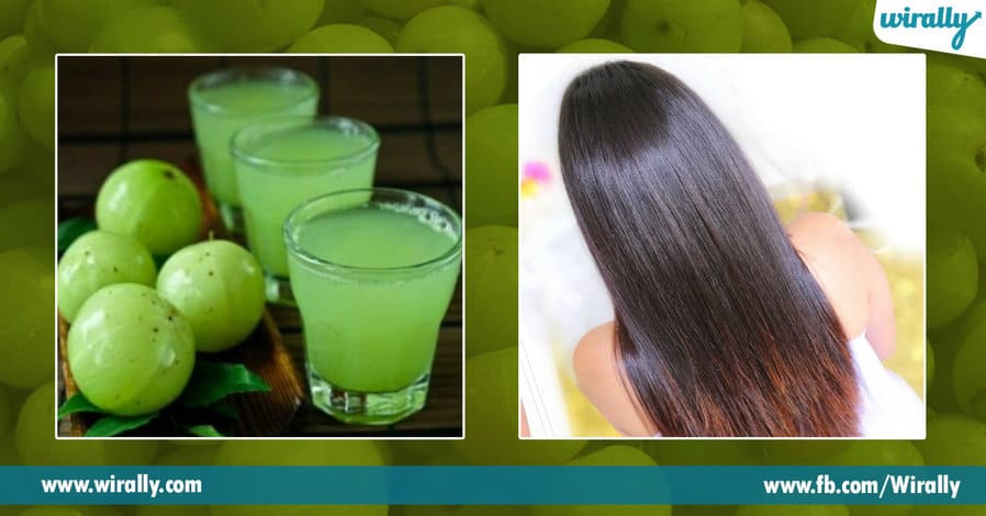 6 Benefits of Amla for our hair