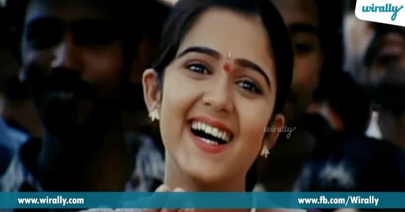 6 Charmi Kaur – 15 years (Nee Thodu Kavali)