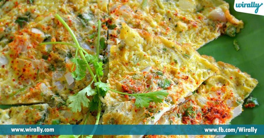 6 Easy Omelettes