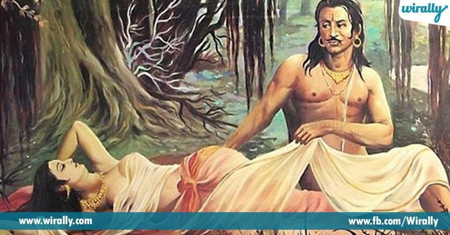 6 Interesting things about Draupadi