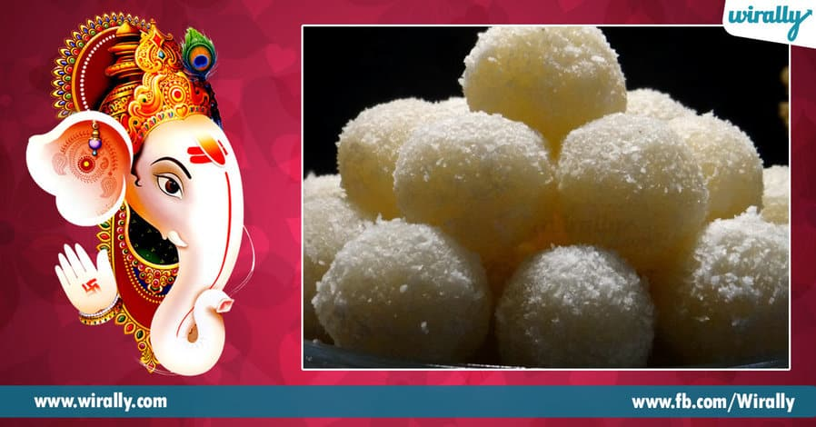 6 foods that Lord Ganesha loves a lot