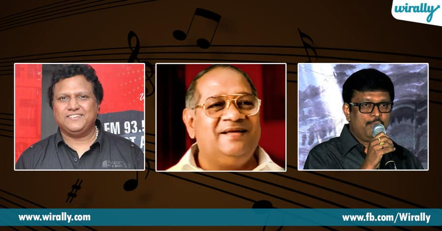 6 music directors