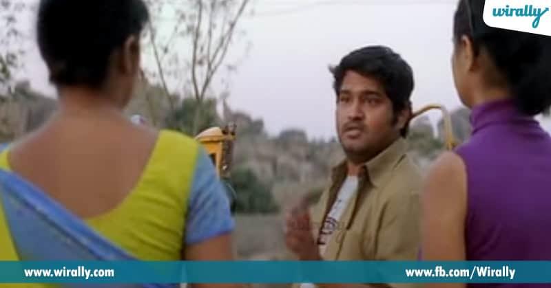 6. Ali (Auto driver and Kamalini Mukherjee friend) in Anand