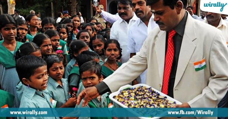 6. Distribution Of Sweets