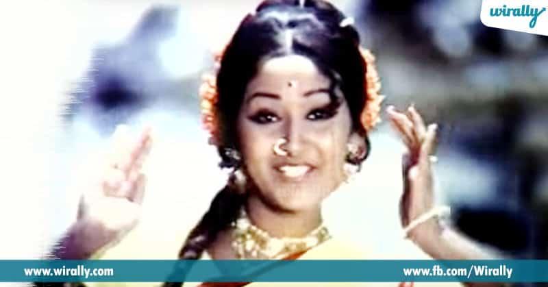 6. Jaya Pradha from Siri Siri Muvva