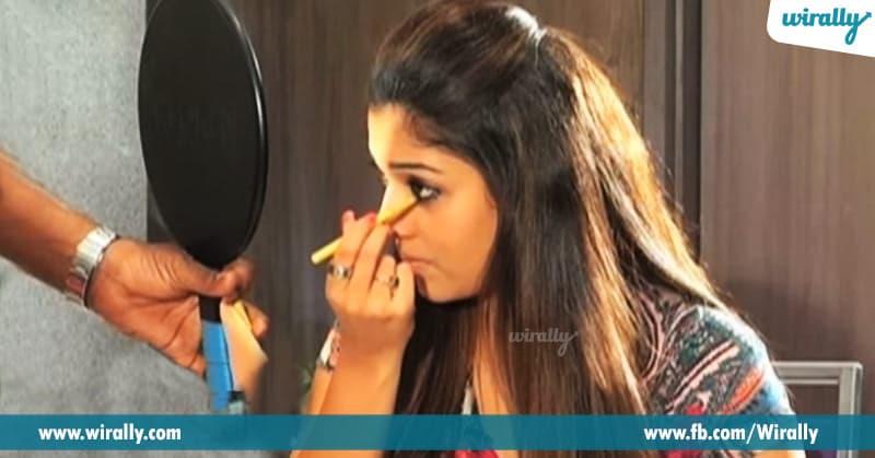 6. Makeup maharanulu