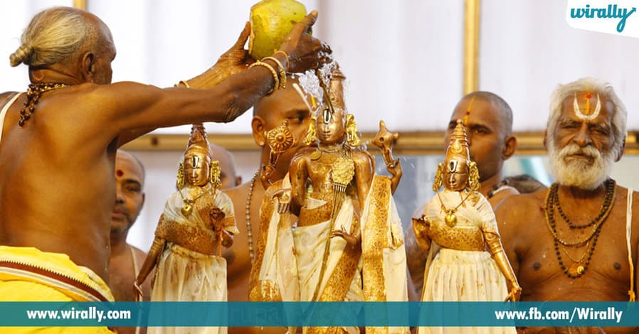 7 Benefits of things used in any Abhishekam