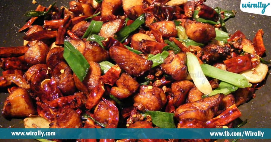 7 Chinese Dishes that are seen only in India