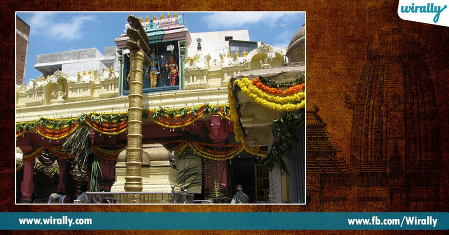 7 Famous Temples in Hyderabad