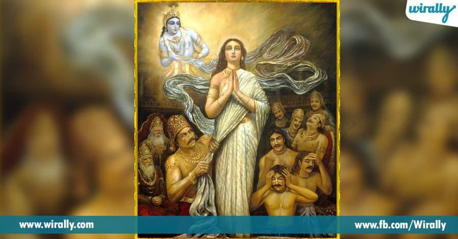 7 Interesting things about Draupadi