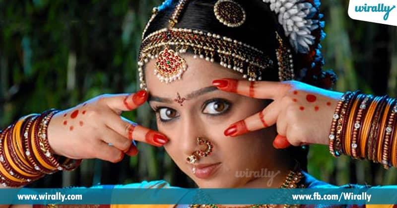 7. Charmee from Pournami