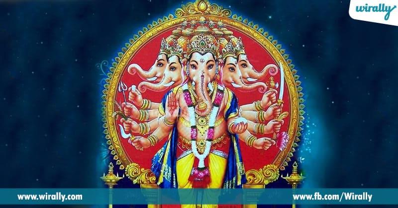 7. Ganesh ki total ga 108 names