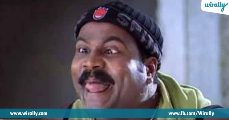 7. Kalabhavan Mani in Telugu