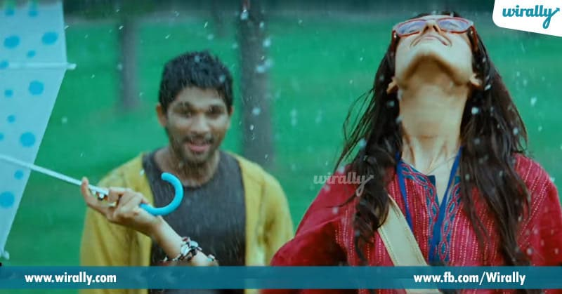 7. Rain lo unapudu we try planning