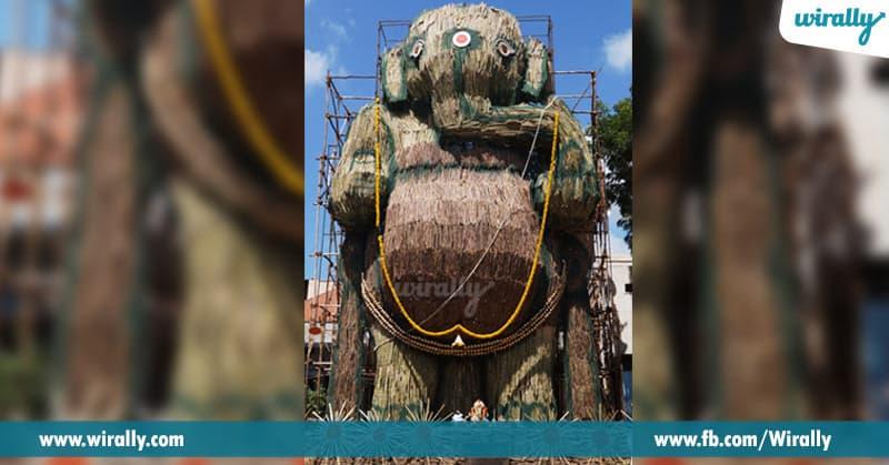 7. Sugarcane Ganesha