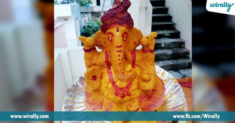 8 Ganesha turmeric