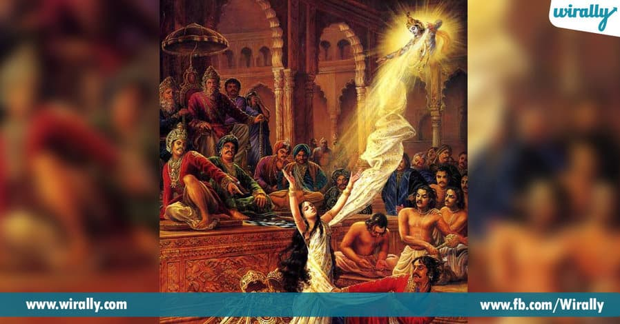 8 Interesting things about Draupadi