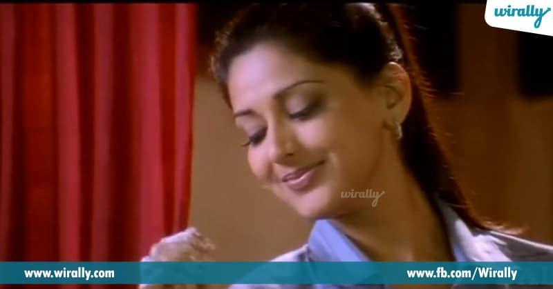 8. Sonali Bendre in Indra
