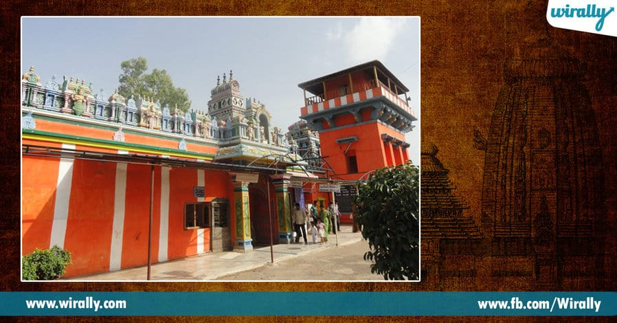 9 Famous Temples in Hyderabad
