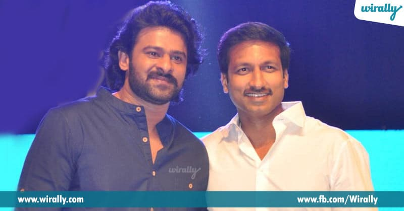 9 Gopichand and Prabhas