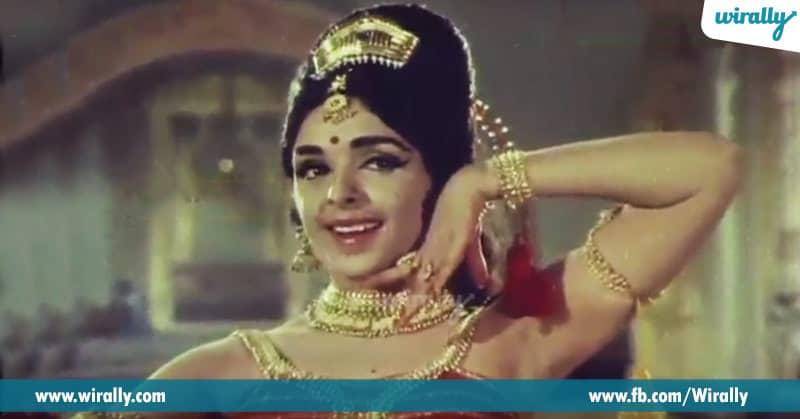 9. L Vijaya Lakshmi from Bhakta Prahlada