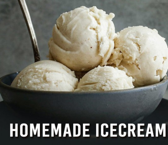Homemade icecream-web