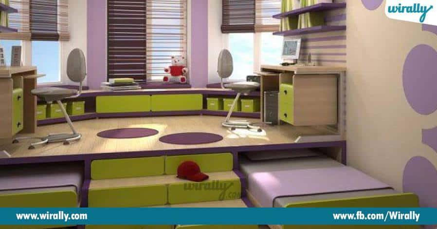 Подиумы для детской комнаты своими руками 43