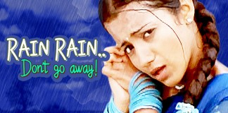 Varsham, Rains, Rain, Lifestyle