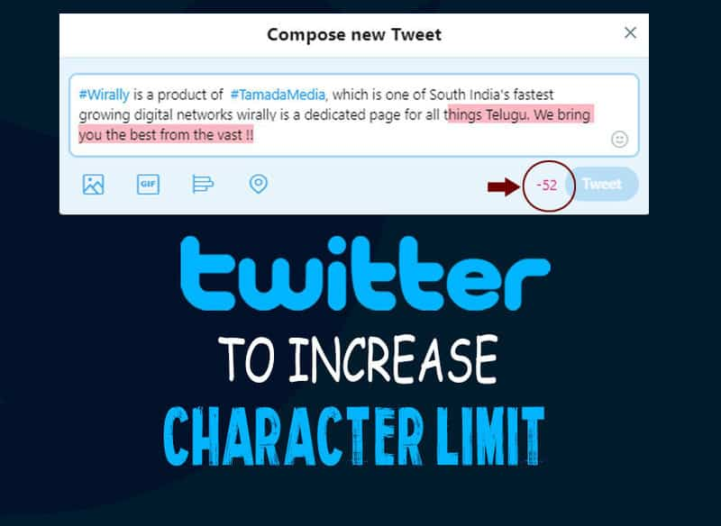 twitter 280 characters how to get